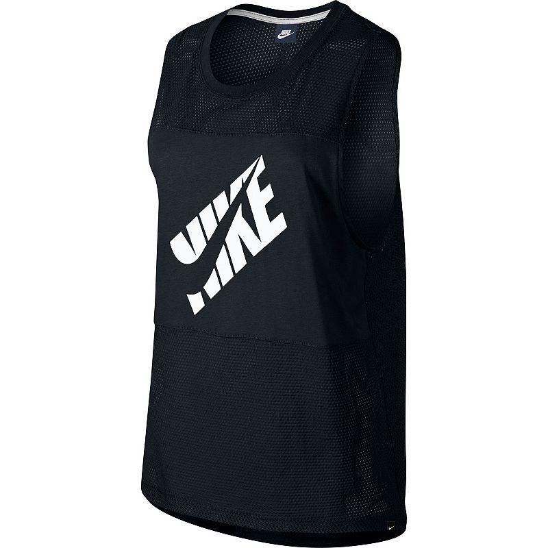 Women's Nike Prep 2 Mesh Tank