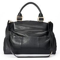 Leatherbay Ravenna Small Convertible Tote