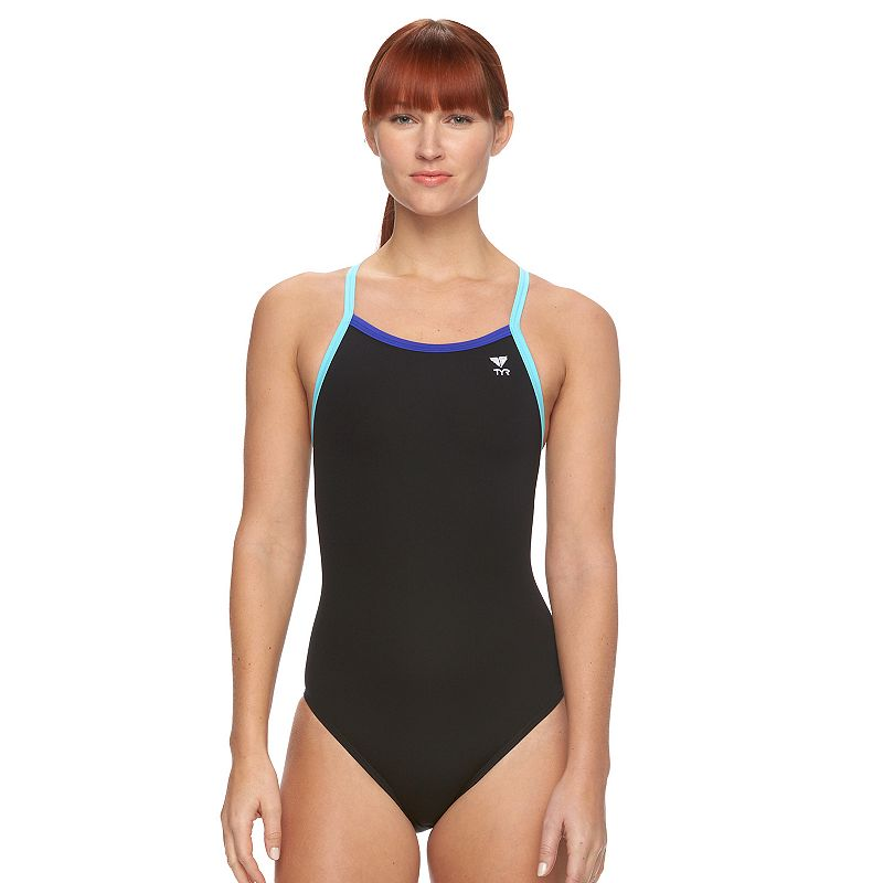 Women's TYR Solid Brites Diamondfit Competitive One-Piece Swimsuit