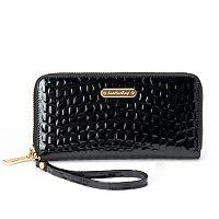 Women's Leatherbay Crocodile Wallet
