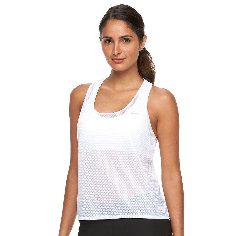 Women's Nike Run Fast Dri-FIT Mesh Running Tank