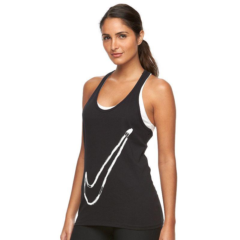 Women's Nike Art Swoosh Racerback Tank