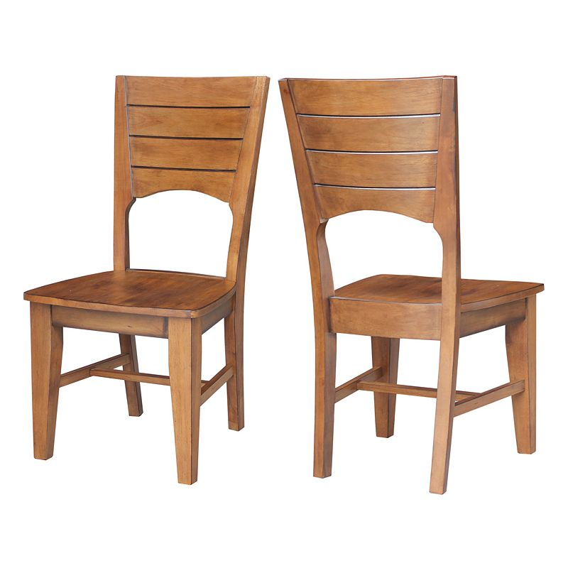 International Concepts 2-piece Canyon Full Chair Set