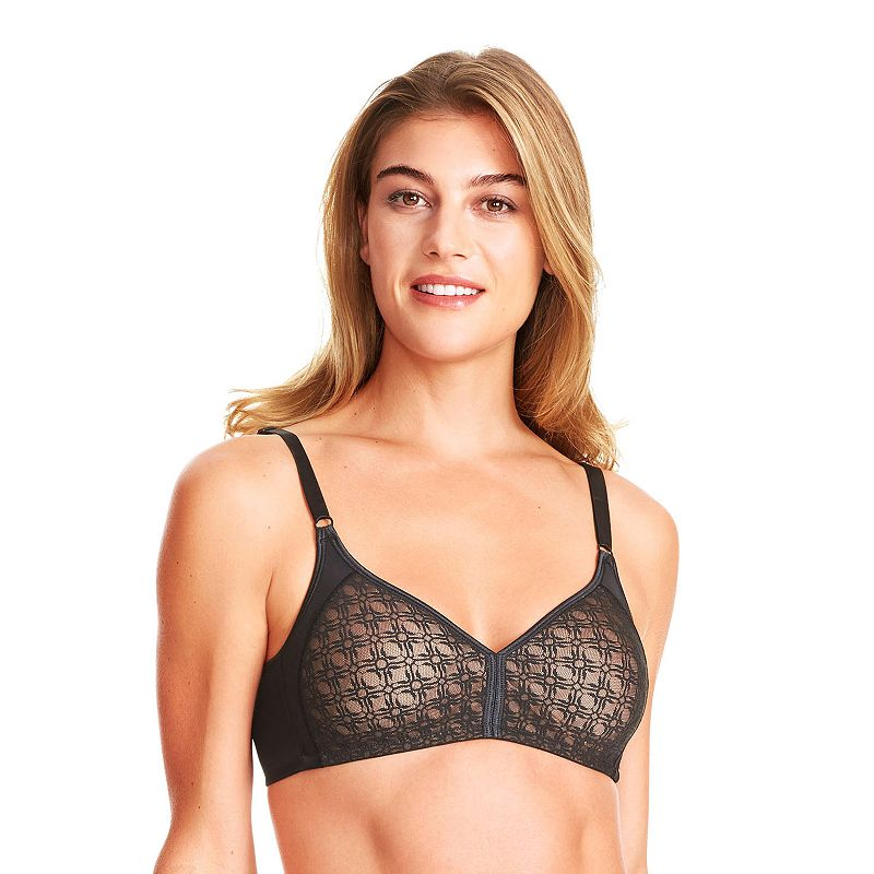Warner's Bra: Just You Lace Wire-Free Full-Coverage Bra RP3691A