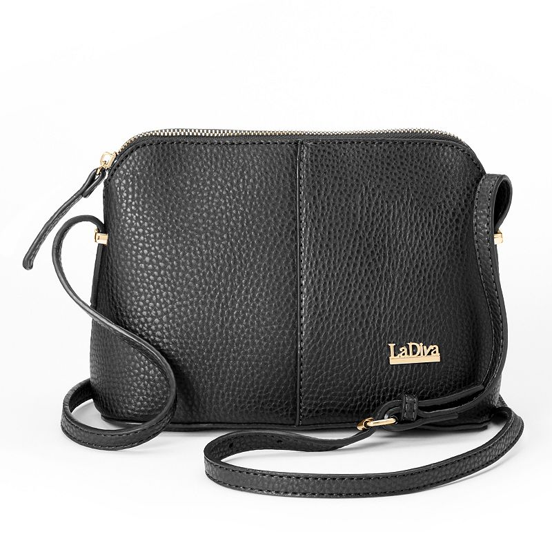 La Diva Adjustable Crossbody Bag