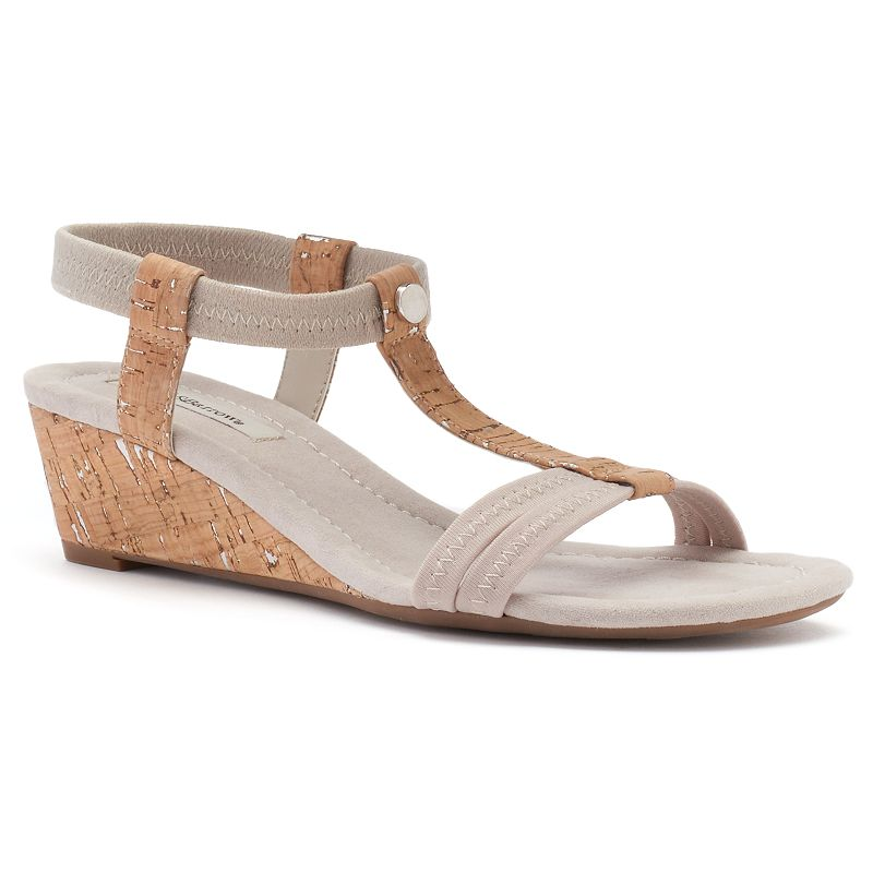 Croft & Barrow® Women's Wedge Sandals