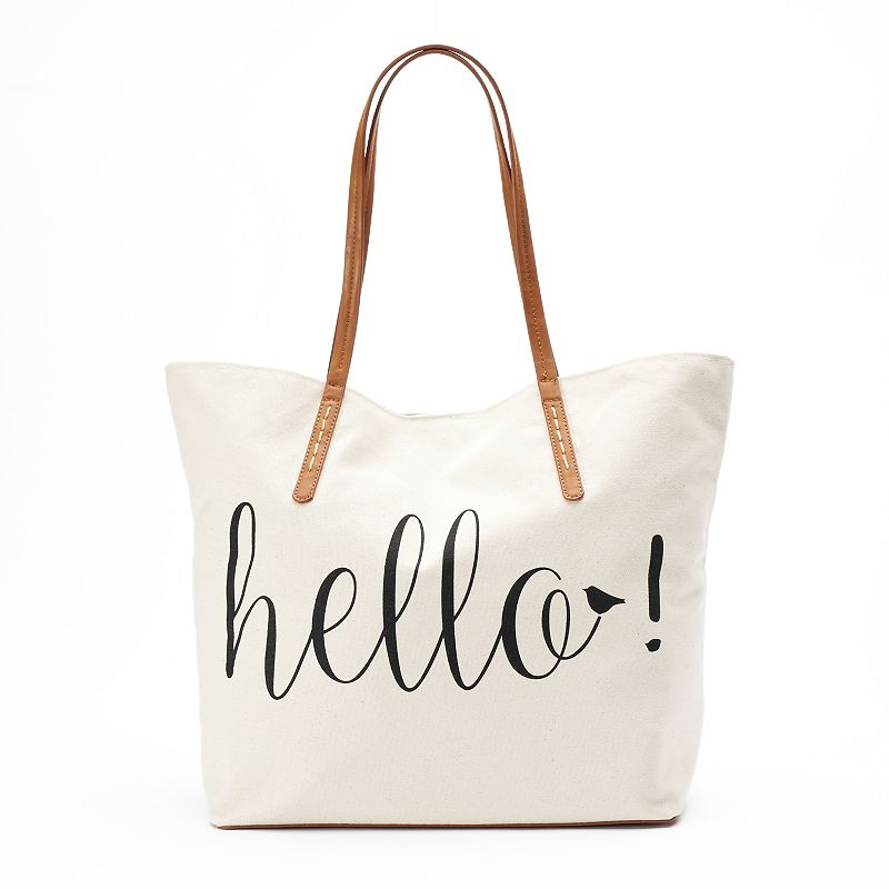 SONOMA Goods for Life™ Canvas Tote