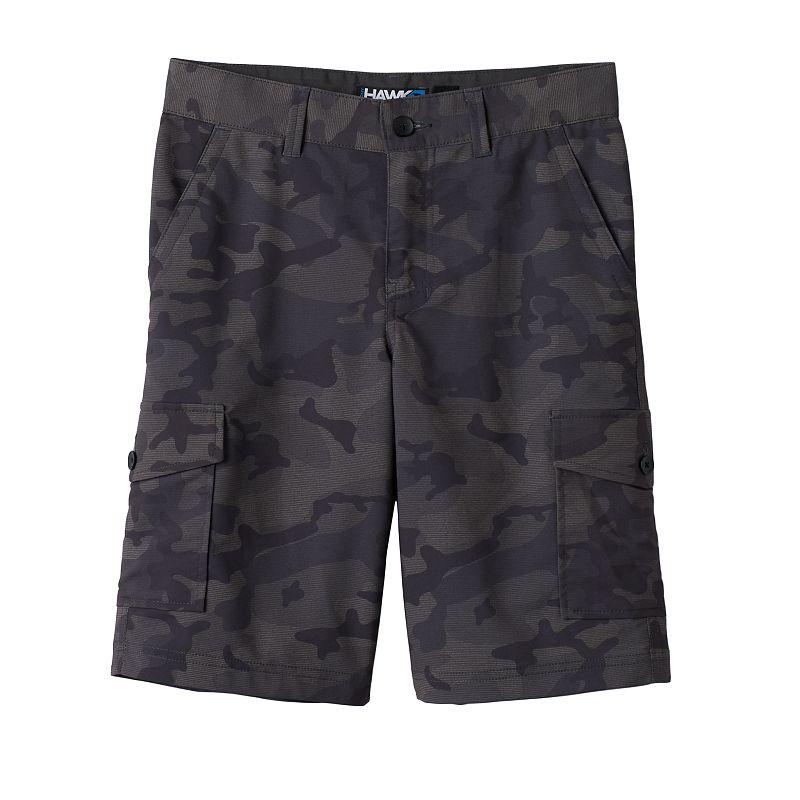 Boys 8-20 Tony Hawk® Camo Cargo Shorts