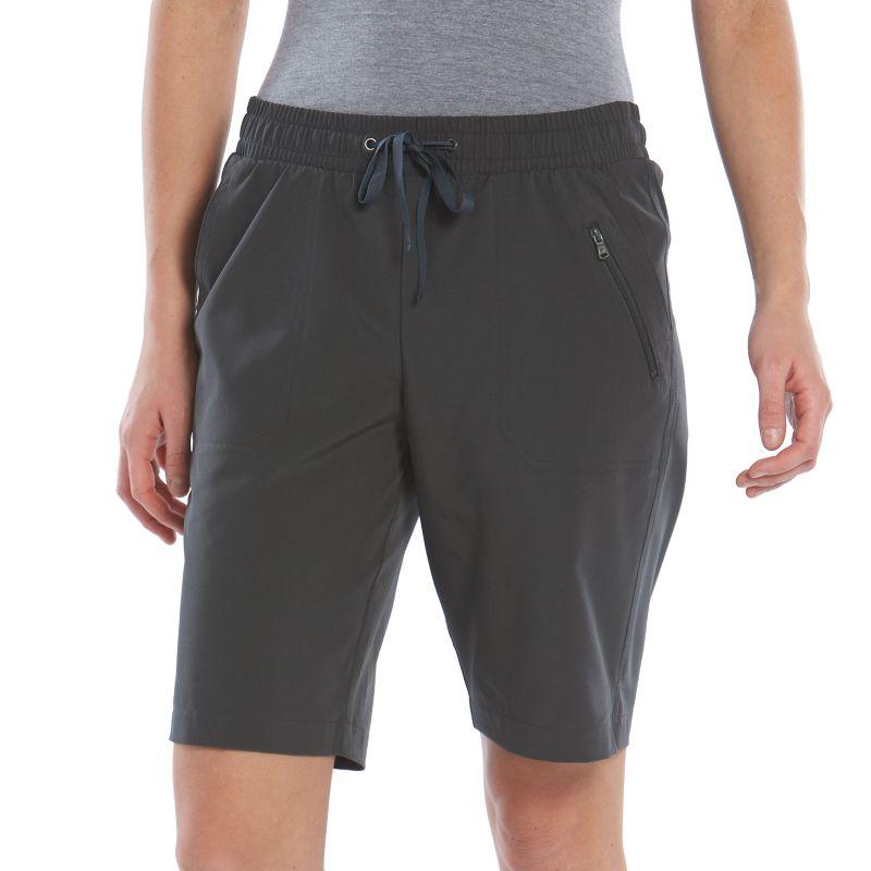 Spandex Bermuda Shorts