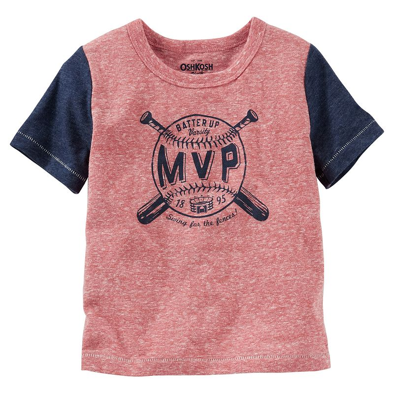 Boys 4-7x OshKosh B'gosh® Colorblocked Baseball