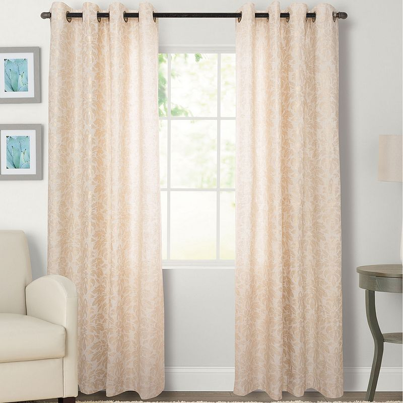 SONOMA Goods for Life™ Naturals Kingsbury Curtain
