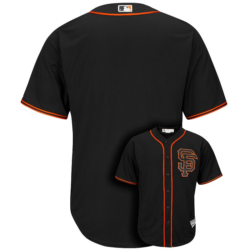 Men's Majestic San Francisco Giants Cool Base Replica Jersey