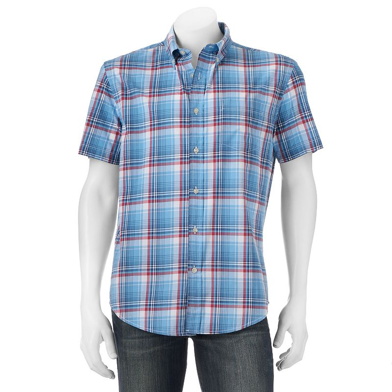 Men's SONOMA Goods for Life™ Poplin Button-Down Shirt