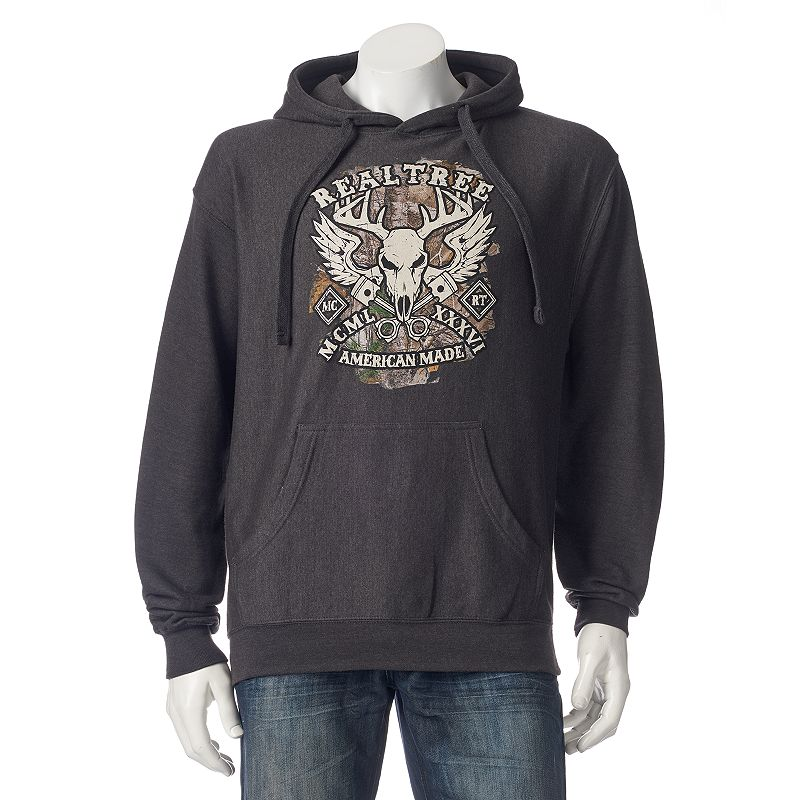 Men's Realtree Deer Wings Hoodie