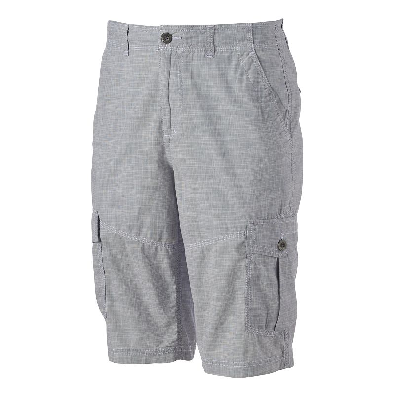 Big & Tall Helix End-On-End Cargo Shorts