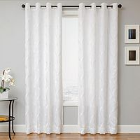 Softline Luanne Embroidered Window Panel