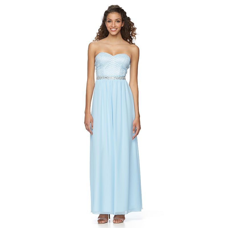 Juniors' Speechless Maxi Dress