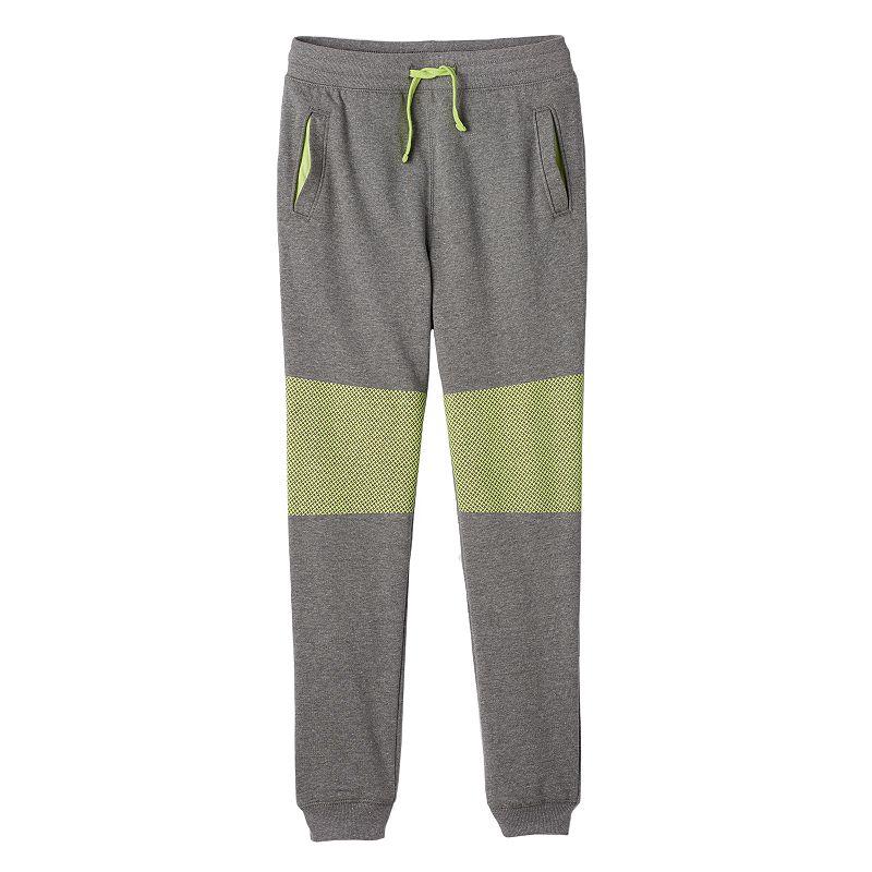 Boys 8-20 Hollywood Jeans Pull-On Fleece Jogger Pants