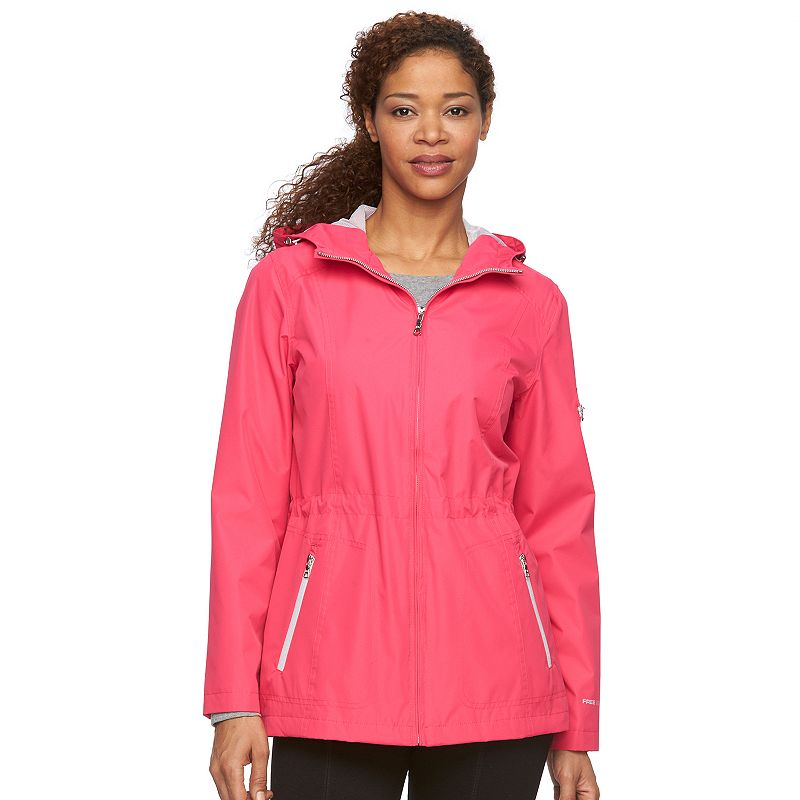 Women's Free Country Radiance Hooded Anorak Jacket