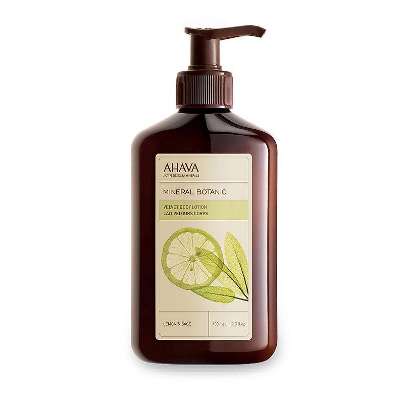 AHAVA Mineral Botanic Lemon & Sage Velvet Body Lotion