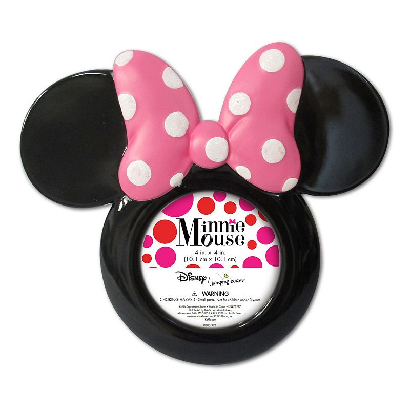 Disney's Minnie Mouse 4''x4'' Frame by Jumping Beans®