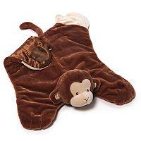 babyGUND Nicky Noodle Monkey Comfy Cozy Toy