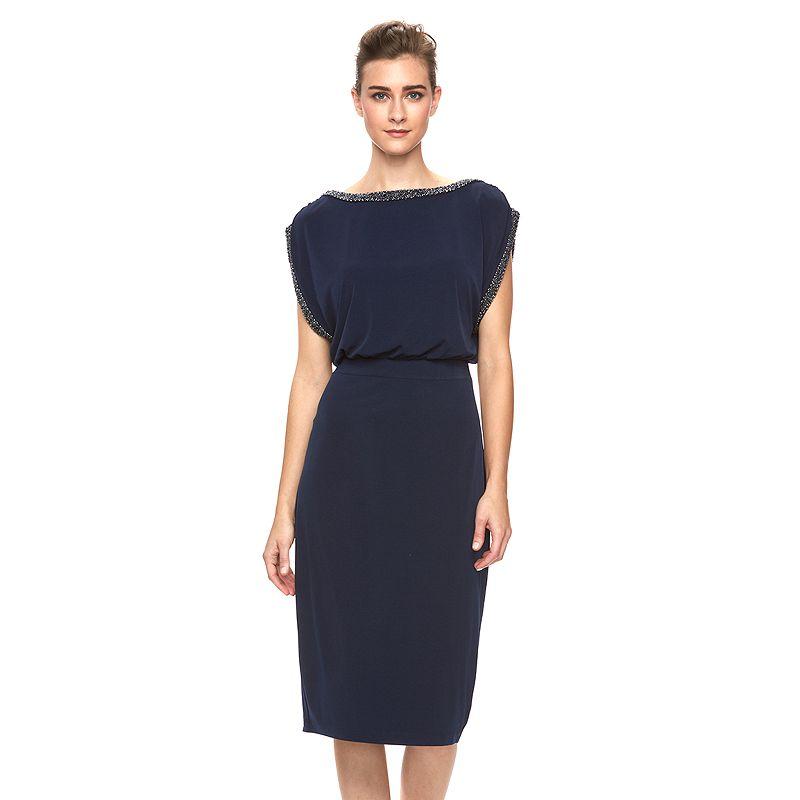 Women's Chaya Beaded Blouson Dress