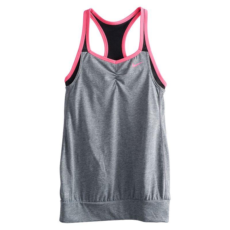 Girls 7-16 Nike Dri-FIT Camisole Tank Top