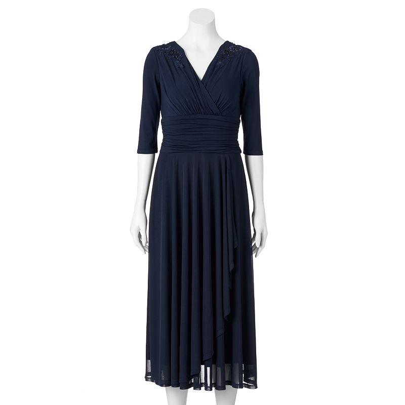 Women's Chaya Faux-Wrap Dress
