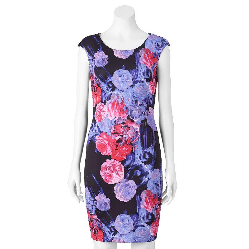 Women's Jax Floral Sheath Dress