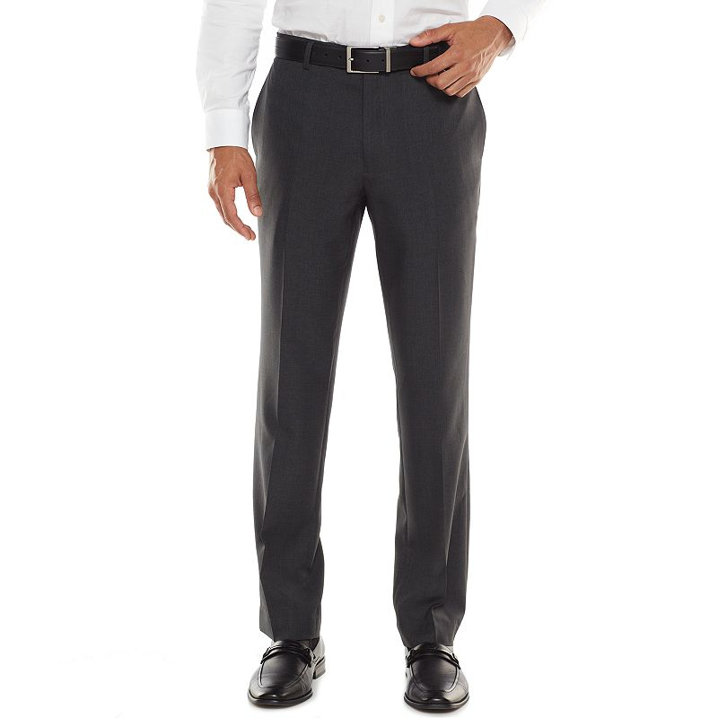 Men's Apt. 9® Slim-Fit Textured Stripe Dress Pants