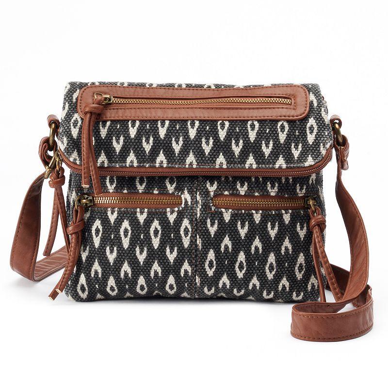 SONOMA Goods for Life™ Dallas Crossbody Bag