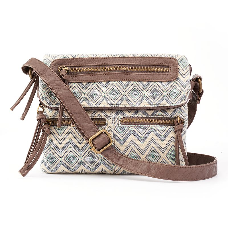 SONOMA Goods for Life™ Dallas Crossbody Bag