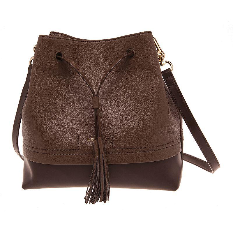 Lodis Cara Drawstring Kate Bucket Bag
