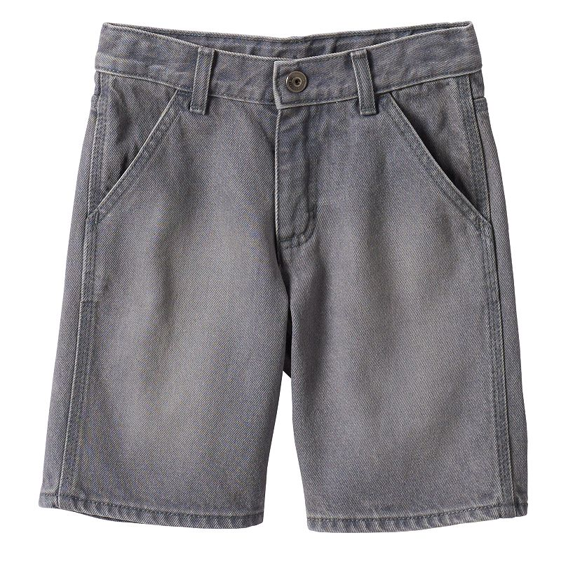 Boys 4-7x SONOMA Goods for Life™ Faded Denim Shorts