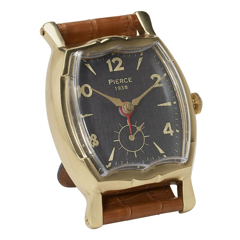 Table Top Pierce Watch Alarm Clock