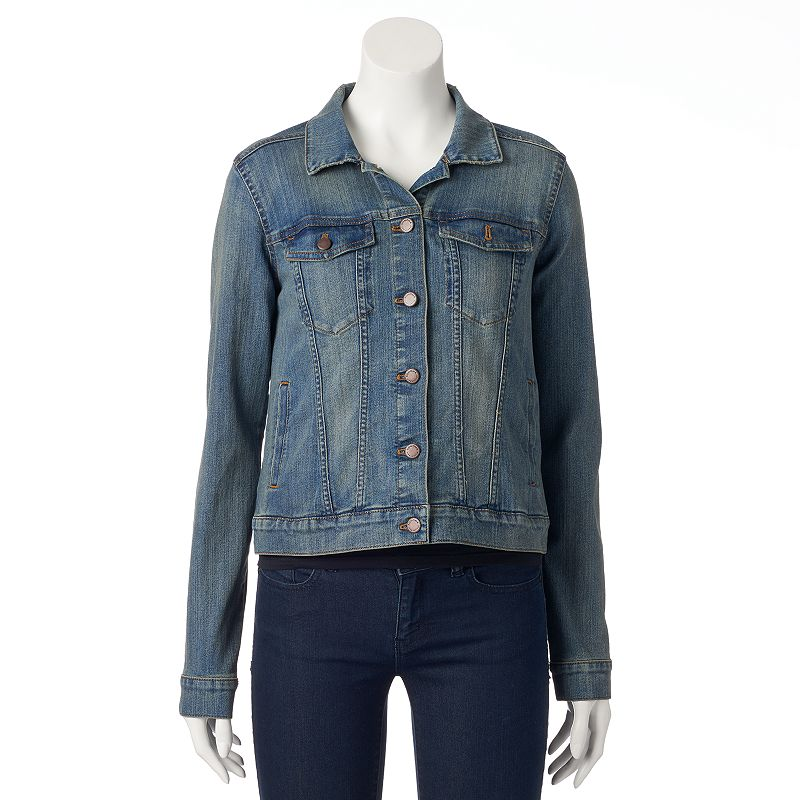Petite SONOMA Goods for Life™ Jean Jacket
