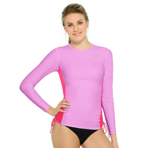 Women's Champion Colorblock Rash Guard