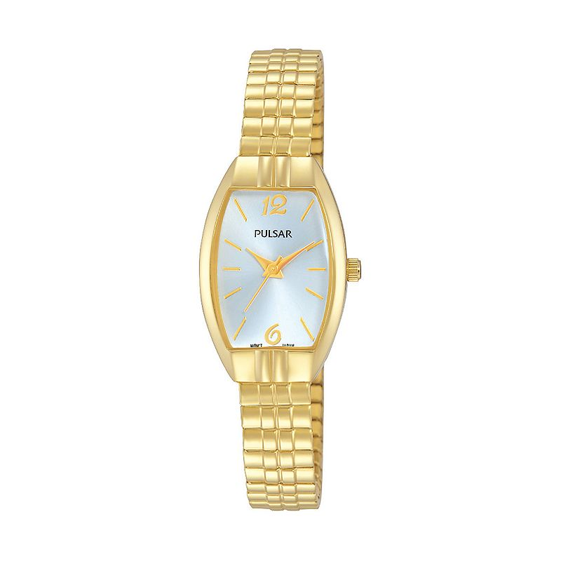 Pulsar Women's Traditional Stainless Steel Expansion Watch - PRS670