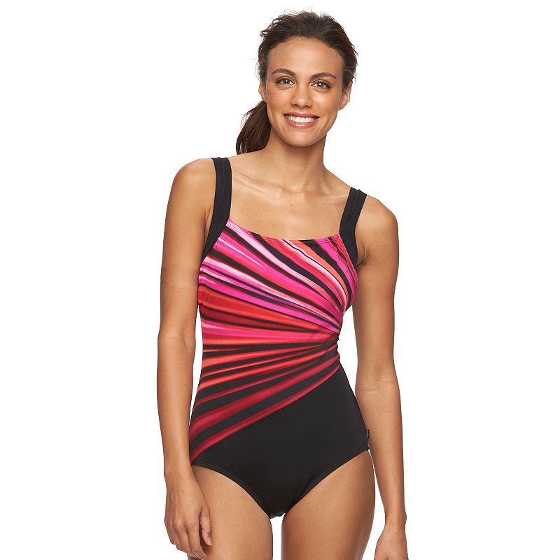 Women's Reebok Vanishing Light One-Piece Swimsuit