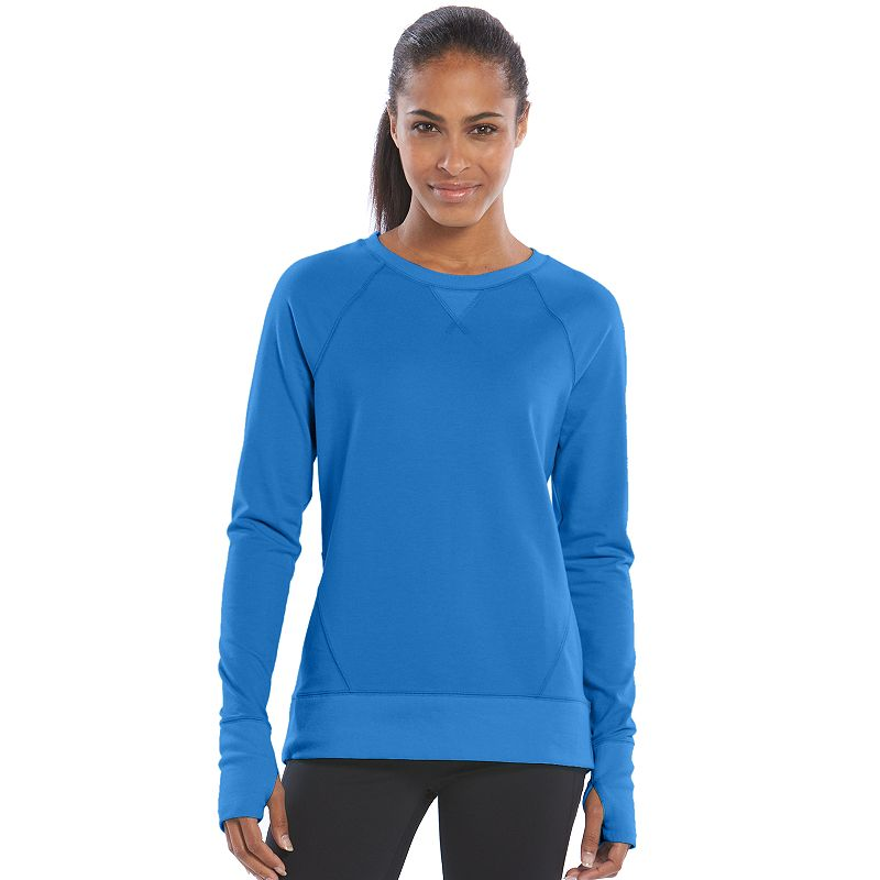 Women's Tek Gear® High-Low Sweatshirt
