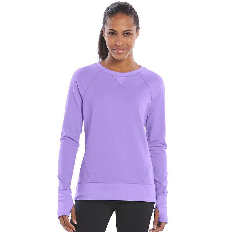 Women's Tek Gear® High-Low Sweatshirt