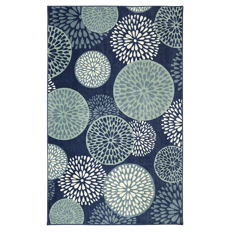 Mohawk® Home Foliage Friends Floral Rug