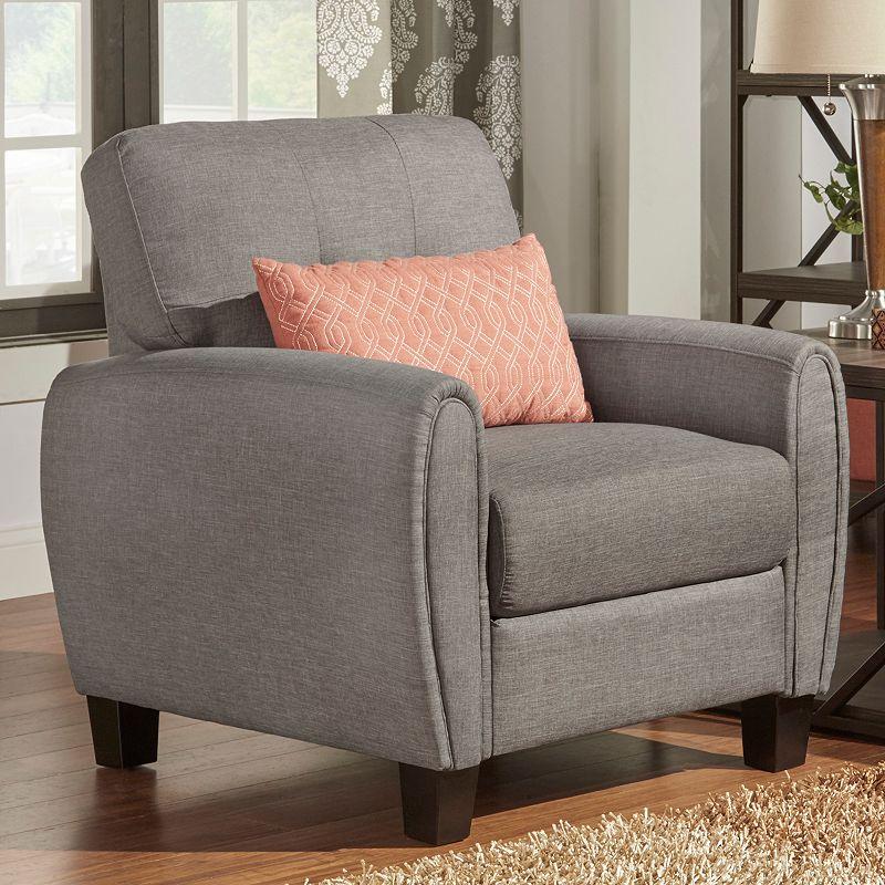 HomeVance Manda Eclipse Arm Armchair