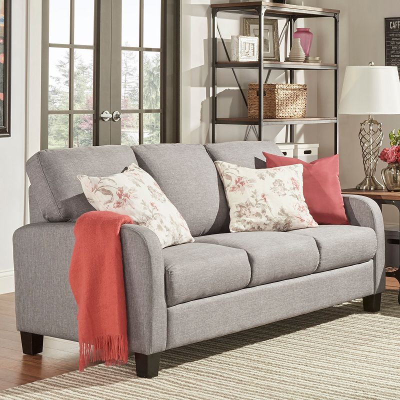 Homevance Lyra Track Arm Sofa Dealtrend