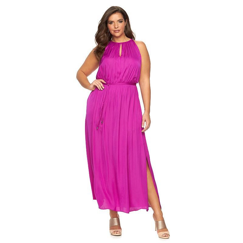 Plus Size Jennifer Lopez Maxi Dress