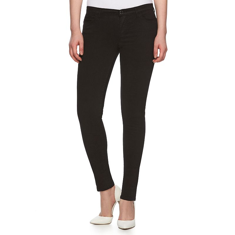Women's Juicy Couture Sateen Skinny Pants