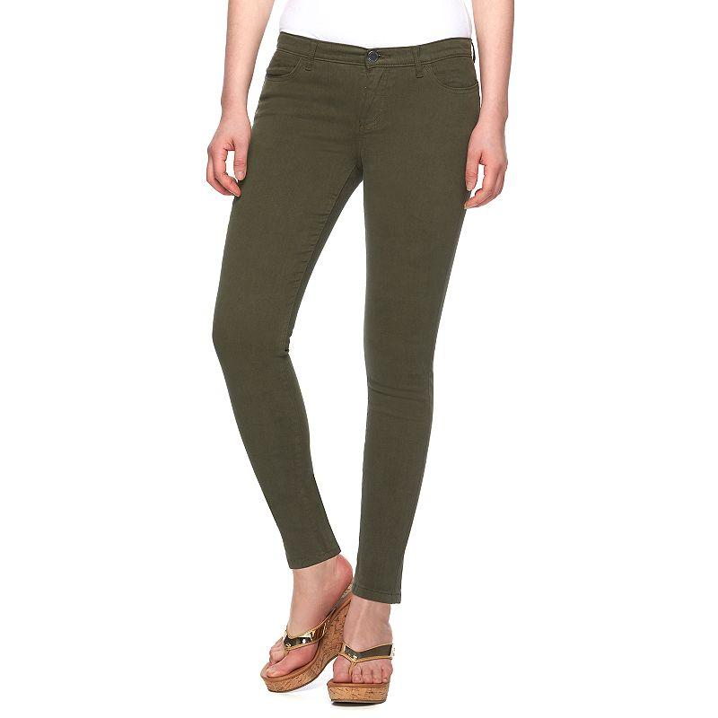 Women's Juicy Couture Sateen Skinny Pants