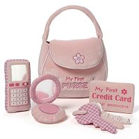 babyGUND My First Purse Playset