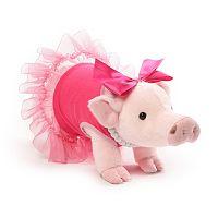 Prissy & Pop Everyday Signature Prissy Pig Plush Toy by GUND